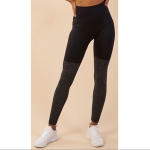 Gymshark | Highwaist Two Tone Seamless leggings